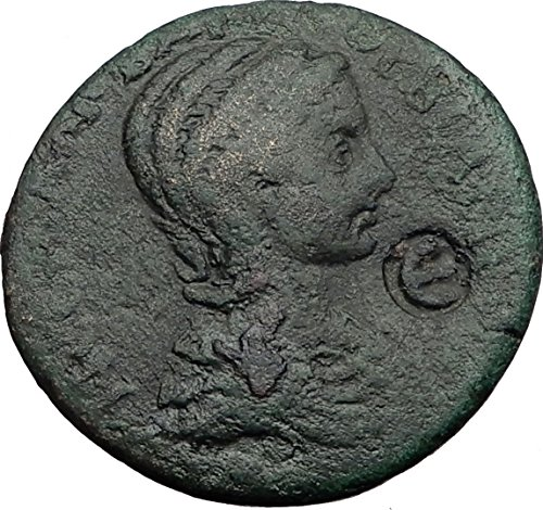 amphylia Tyche River-God Melos Ancient Roman Coin i59770 ()