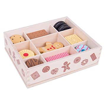 Bigjigs biscuit Box