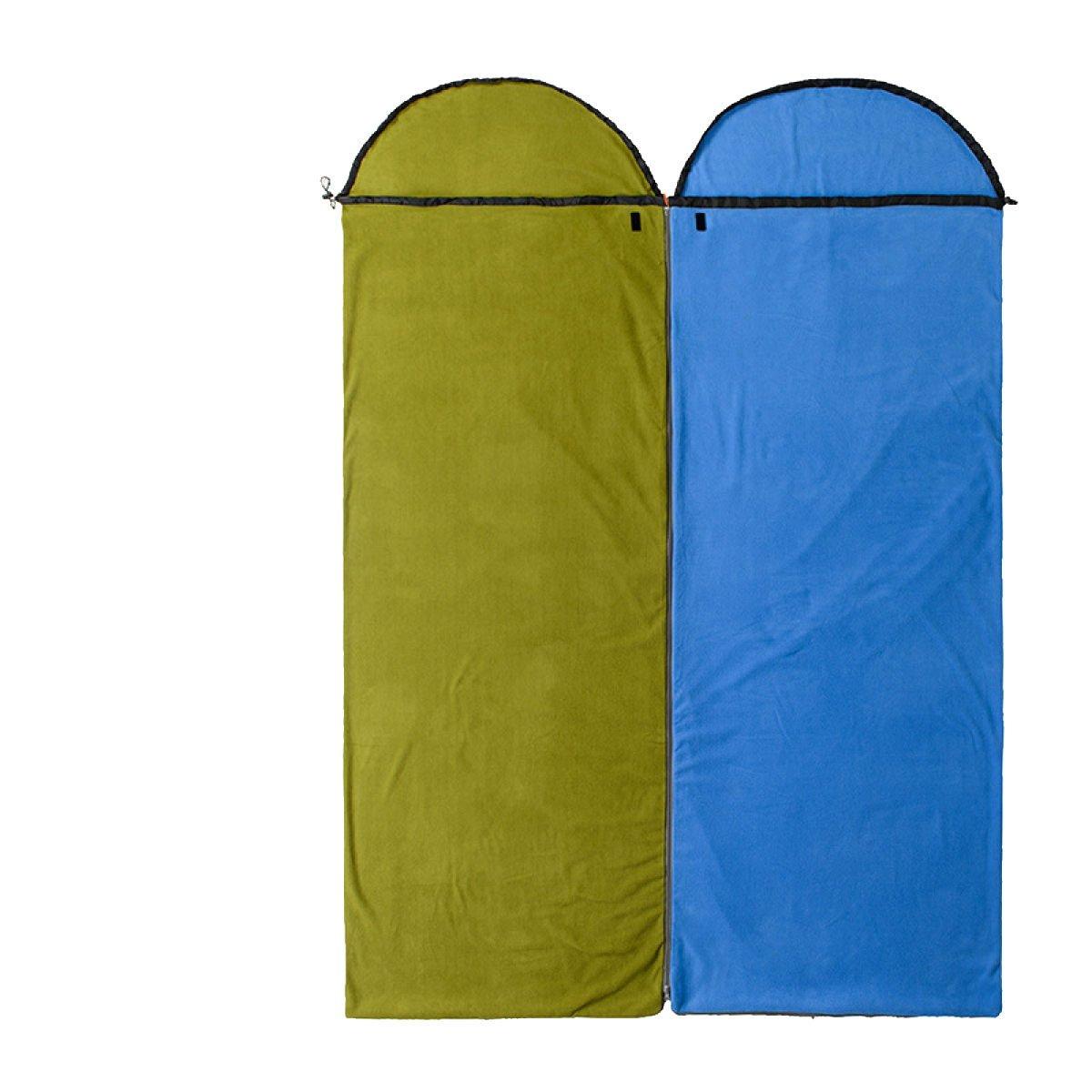 S Forro Polar Sacos De Dormir Camping Al Aire Libre Para Adultos Senderismo Aire Acondicionado Interior Fue Cuatro Estaciones Del Hotel Saco De Dormir De ...