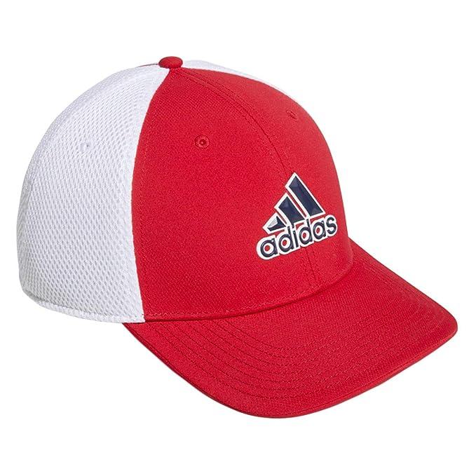 buy popular 090b2 4499b adidas A- Stretch Tour Hat, Gorra de béisbol para Hombre  Amazon.es  Ropa y  accesorios