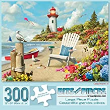 "Bits and Pieces - Daydream II 300 Piece Jigsaw Puzzles for Adults - Each Puzzle Measures 18"" X 24"" - 300 pc Jigsaws by Artist Alan Giana"