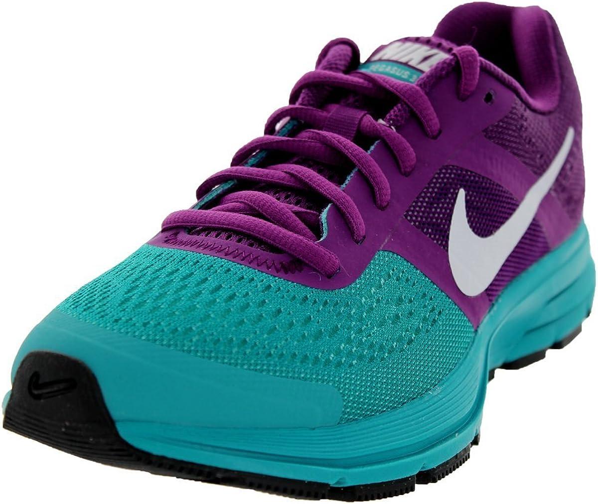 Especialidad sonrojo Alicia  Nike Air Pegasus + 30 Women's Running Shoes W Size: 5.5 UK Purple:  Amazon.co.uk: Shoes & Bags