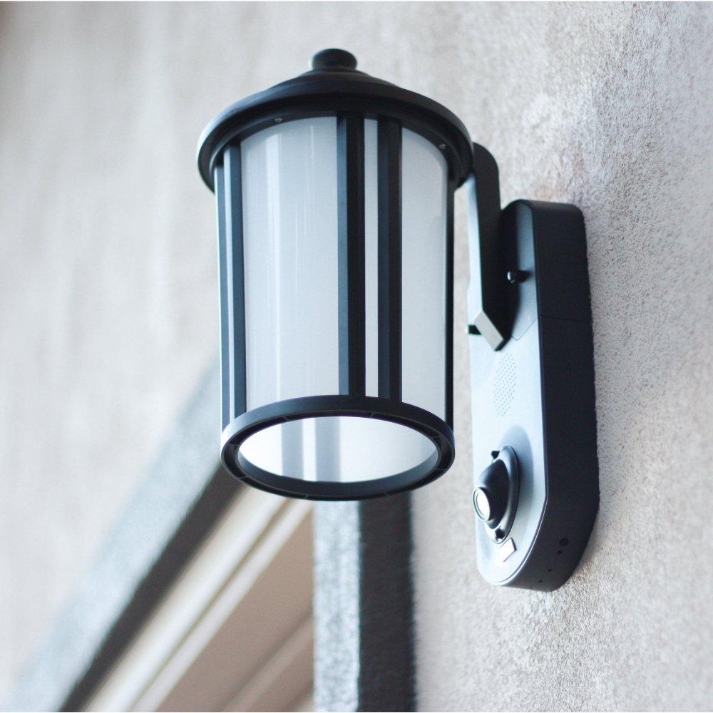 Amazon maximus video security camera outdoor light amazon maximus video security camera outdoor light traditional black works with amazon alexa amazon launchpad arubaitofo Images