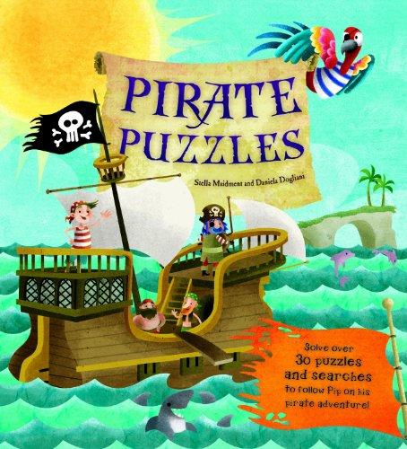 Pirate Puzzles (Puzzle adventures)