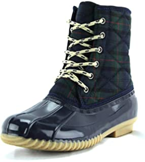 b9098aa788d Botique Ladies Quilted Duck Boot