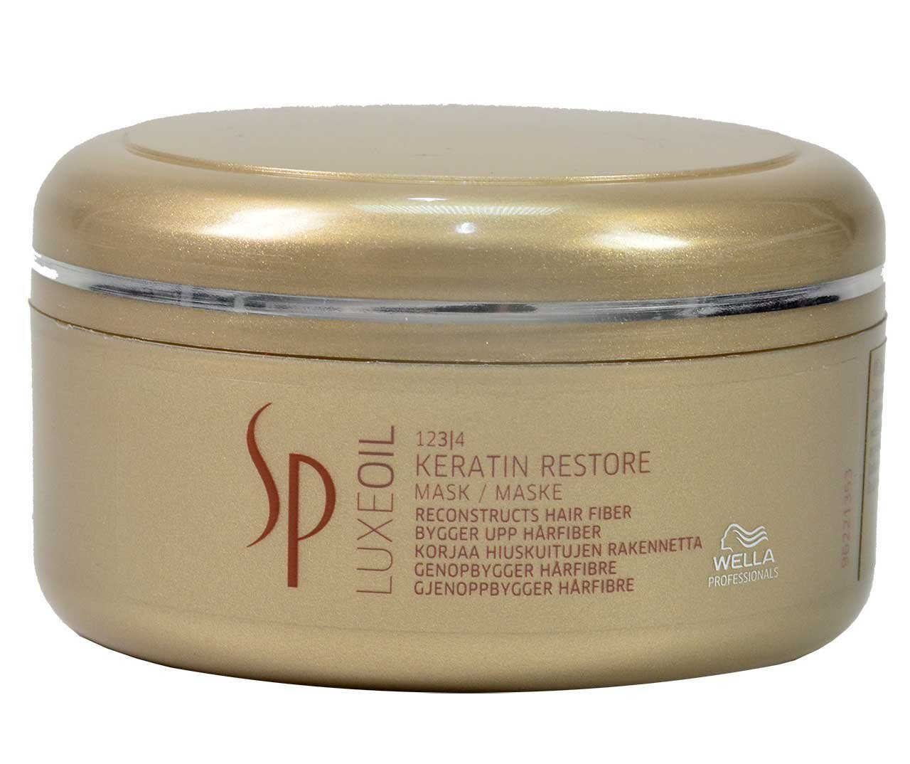 SP Luxe Keratin by Wella Restore Mask 150ml product image