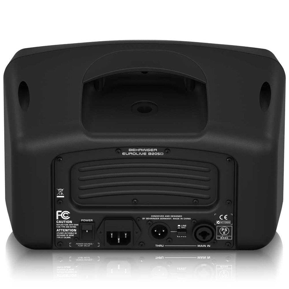 Behringer Eurolive B205D Ultra-Compact 150-Watt PA/Monitor Speaker System by Behringer (Image #6)