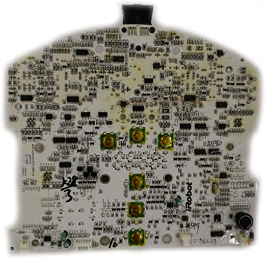 color tree Placa Base PCB para aspiradoras iRobot Roomba Serie 500 ...