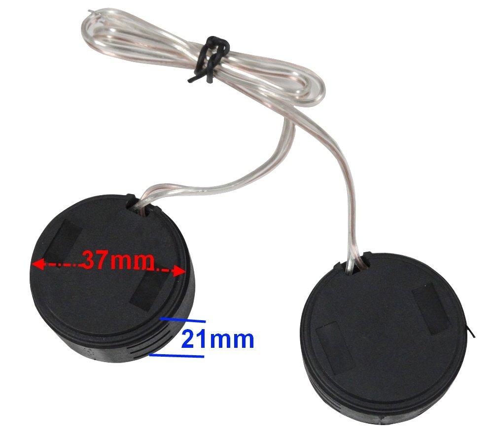Itimo auto termometro misuratore di temperatura per acquario frigorifero orologio digitale Automobiles car-styling LCD Display ornamenti nero