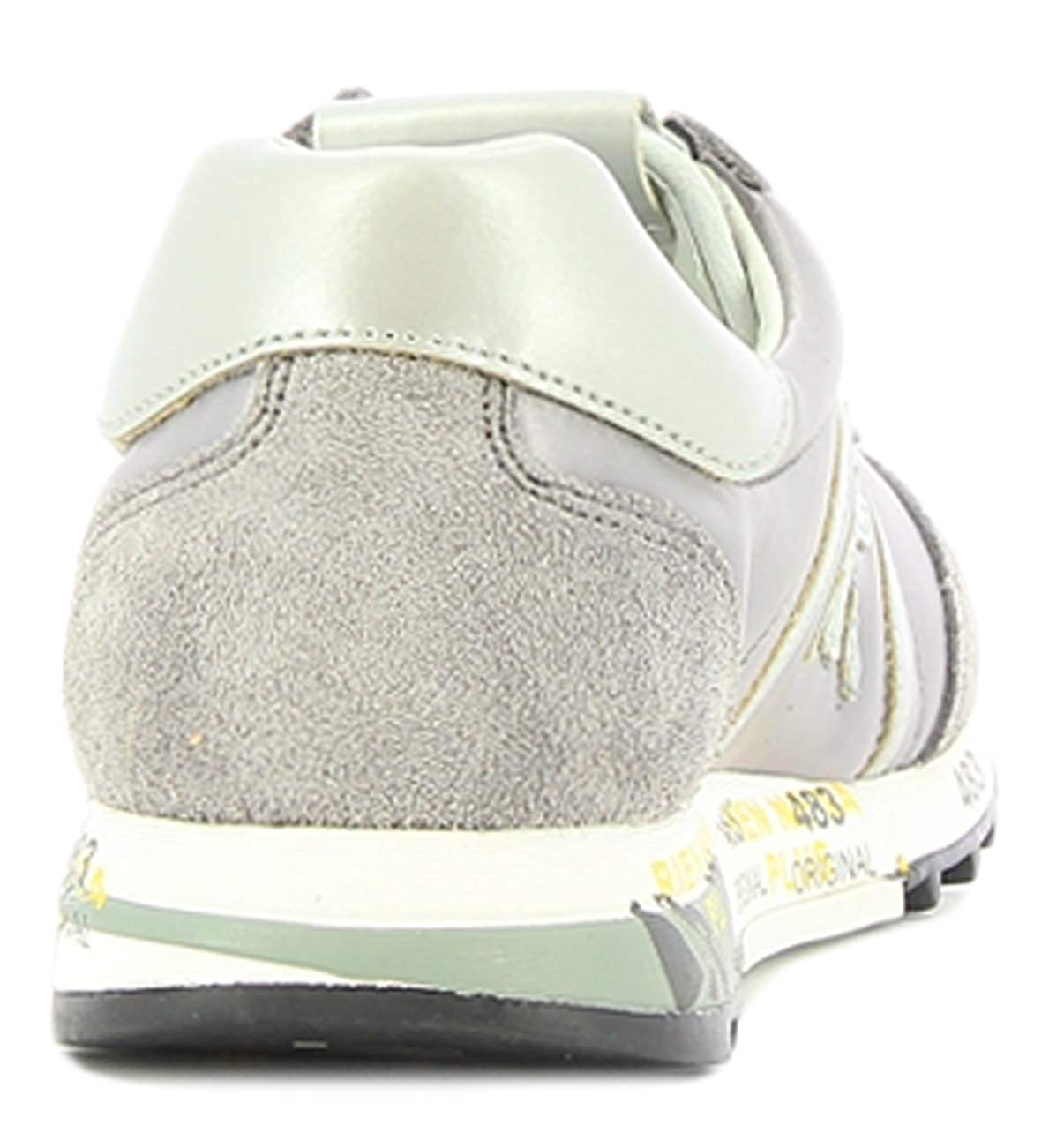 PREMIATA Sneaker Grigia Lucy D 3425 41: Amazon.it: Scarpe e
