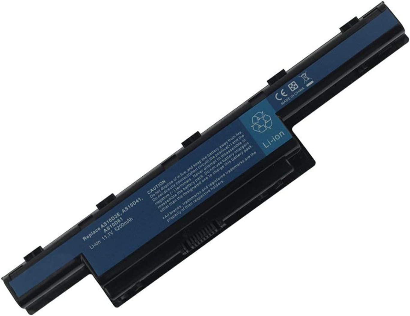 Batteria 5200mAh AS10D31 per Acer Aspire 5749Z  5750  5750G  5750Z  5750ZG