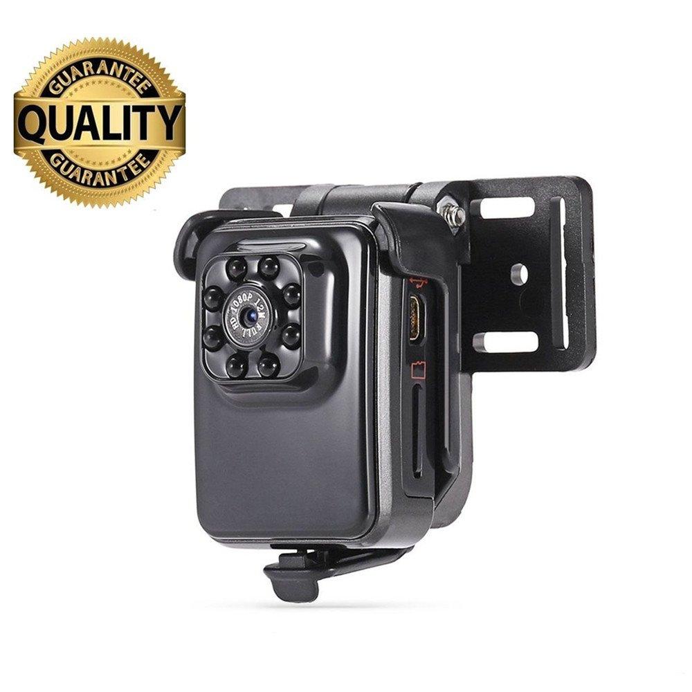 Mini Camera-Crazepony R3 HD Camcorder with Night Vision 1080P Sports Mini DV Video Recorder