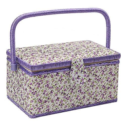 sewing box basket - 8