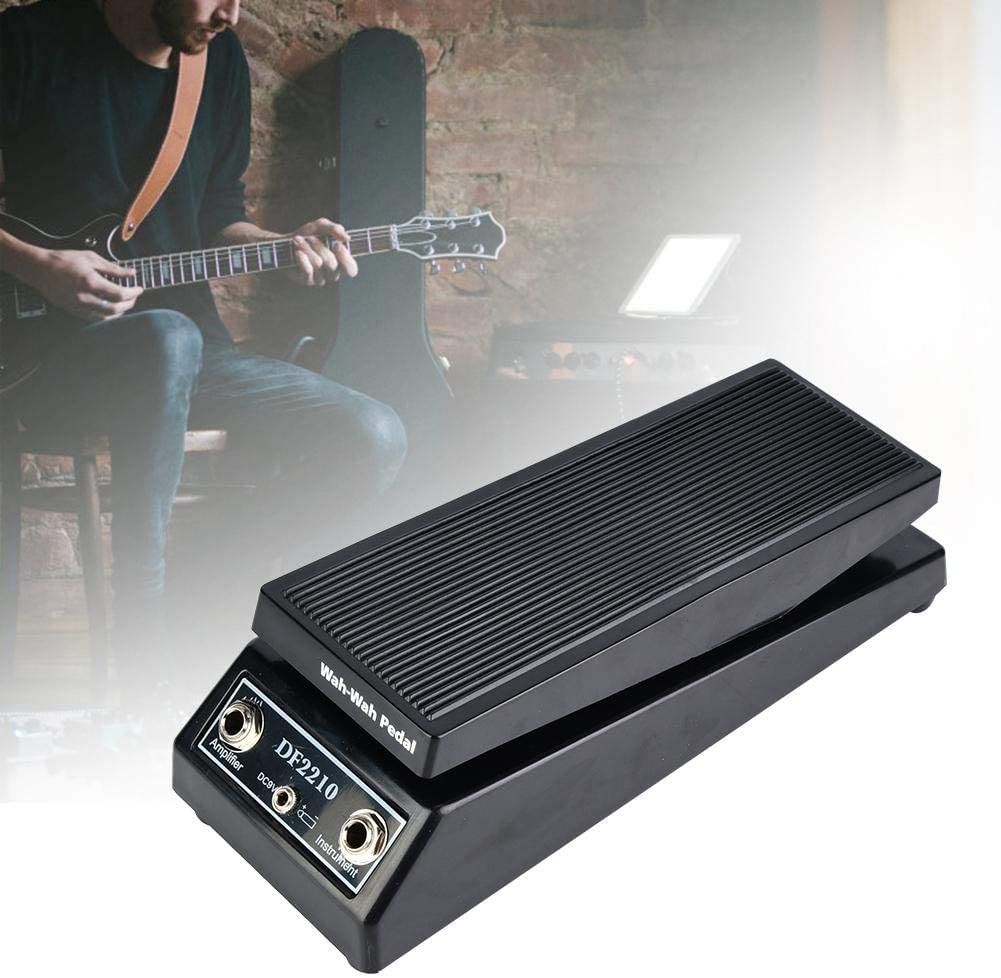 Andraw Valentines Day Present Pedale Wah Pedale Effetti Stereo per Chitarra Wah per DJ Band Chitarristi Chita Pedale Effetti per Chitarra Multi-Wah Pedale per Chitarra Wah Pedale per Chitarra Wah