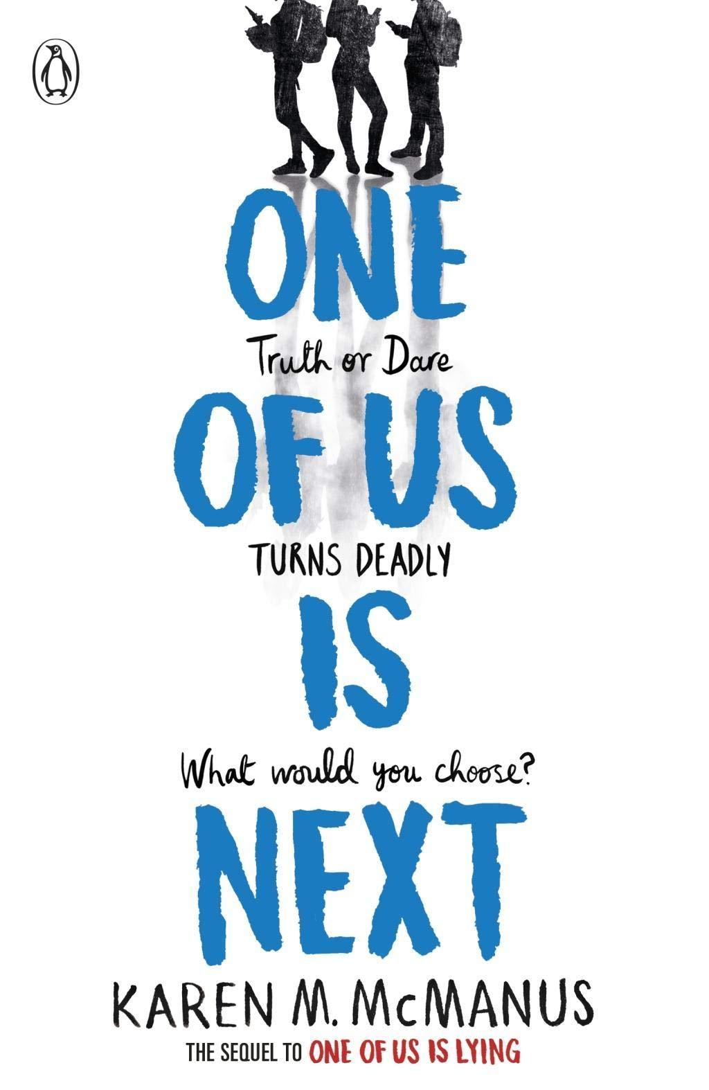 One Of Us Is Next: Amazon.co.uk: McManus, Karen M.: Books