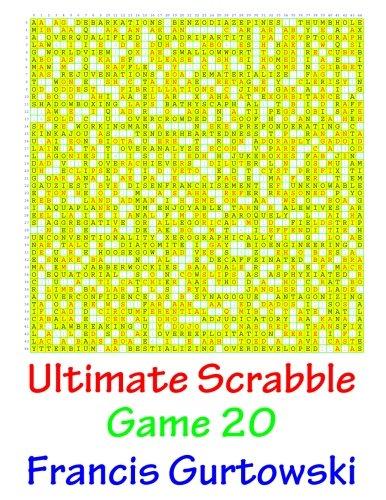 Ultimate Scrabble Game 20 pdf