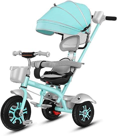 REMTI Sillas de paseo Niños Triciclos Bicicletas 1~6 años de edad ...