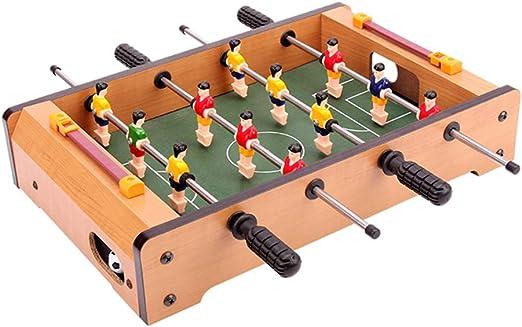 LiPengTaoShop Futbolín Mesa De Fútbol Máquina para Niños Mesa De Fútbol Mesa De Fútbol Regalo De