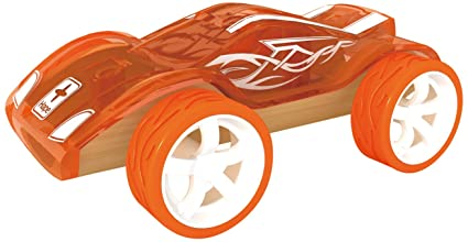 Hape Twin Turbo Bamboo Kids Toy Car