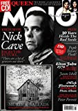 img - for Mojo Magazine & CD / July 2017 / Nick Cave book / textbook / text book