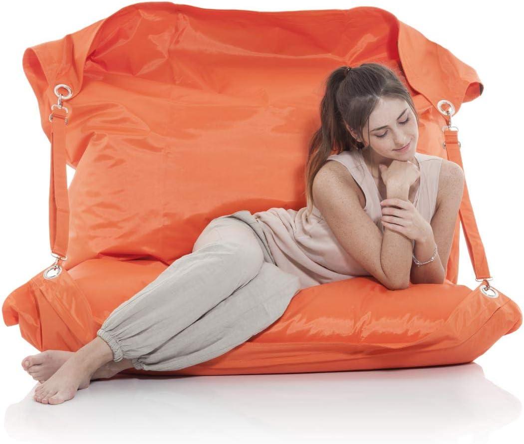 Smoothy Outdoor Sitzsack Supreme Funky-Orange