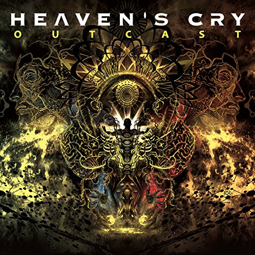 Heavens Cry - Outcast - CD - FLAC - 2016 - FORSAKEN Download