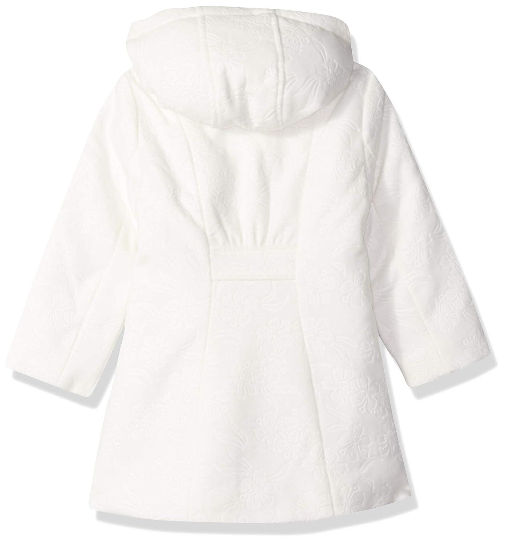 Jessica Simpson Girls Dress Coat Jacket with Cozy Collar