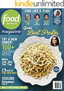 Food Network Magazine Hearst Publications