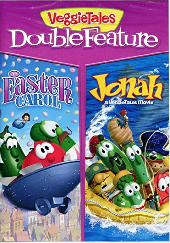 VeggieTales Double Feature - Easter Carol & Jonah: a VeggieTales Movie for $<!--$35.17-->