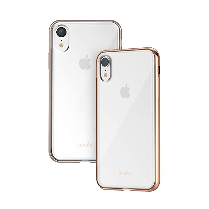 139271bd31 Image Unavailable. Image not available for. Color: Moshi Vitros Clear Case  Compatible for iPhone ...