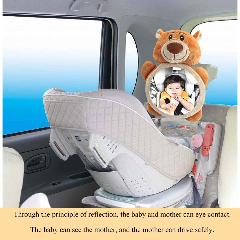 Auto Baby Rücksitz Rückspiegel Für Kleinkind Kleinkind Safety View Bear Sonstige