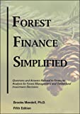 Forest Finance Simplified, 5th Edition