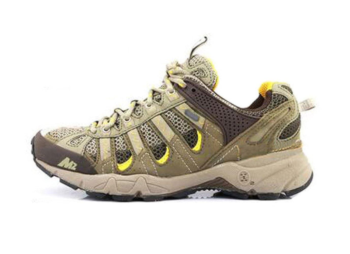 Khakijaune 43 EU DZHXYXR Escalade D'été Chaussures d'escalade Slip Wear Chaussures pour Hommes Chaussures De Maille Hors-Course Chaussures pour Hommes
