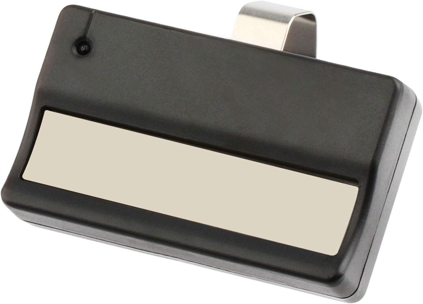for Liftmaster 61LM Garage Door Remote Opener (1984-1993) 8 or 9 Dip Switchs - 300-400Mhz