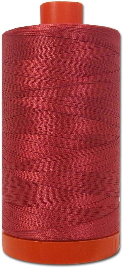 Aurifil Mako Cotton Thread Solid 50wt 1422yds Light Peony