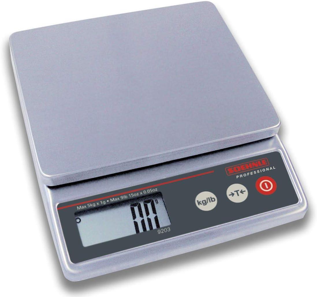 SOEHNLE PROFESSIONAL Balance Compact 9202 Jusqu/à 500 g