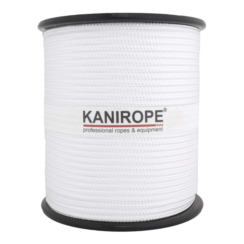 Kanirope/® PP Seil Polypropylenseil MULTIBRAID 10mm 100m geflochten Farbe Pink Dunkel 3150