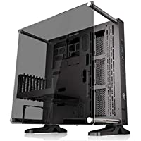 Thermaltake Thermaltake Core P3 Tempered Glass Edition ATX Open Frame Chassis CA-1G4-00M1WN-06,Black