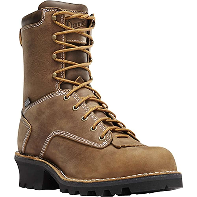(ダナー) Danner メンズ シューズ靴 ブーツ Logger 8IN Boot [並行輸入品] B07BJZM58C 12D