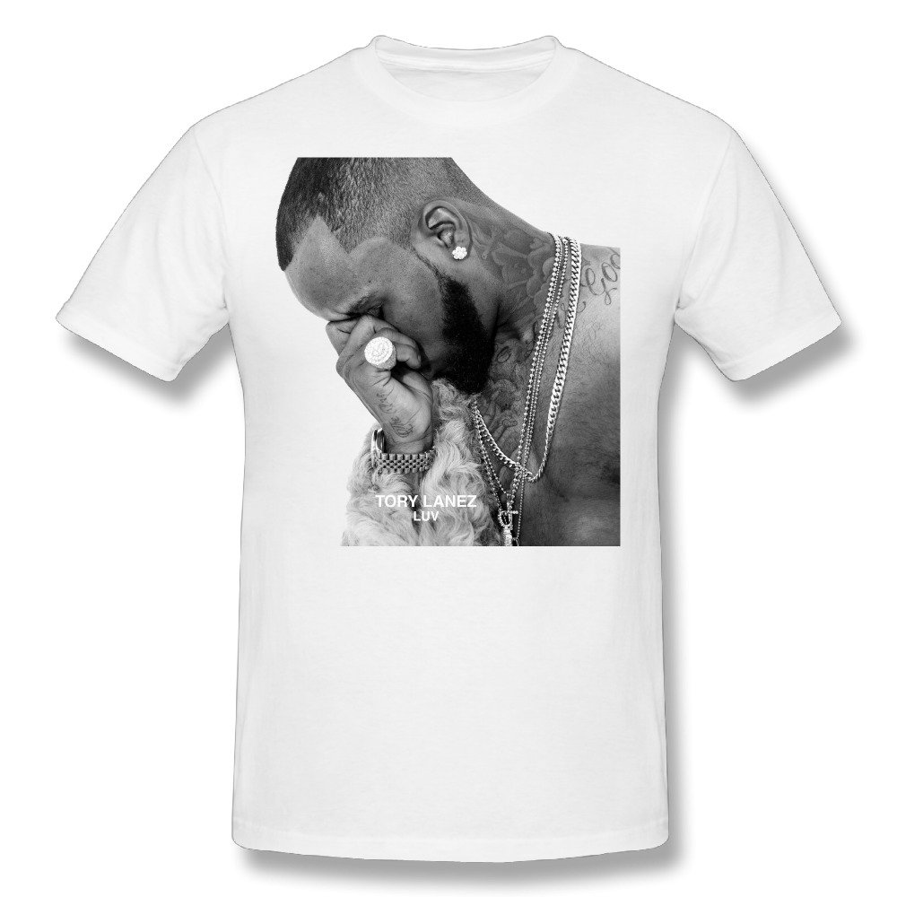 Guiwan Men S Luv Tory Lanez T Shirt 9475618708319 Amazon Com Books