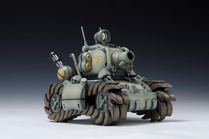 WAVE 1//24 Metal Slug Tank Plastic Model Kit GM023