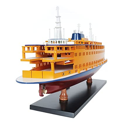 Amazon Com Old Modern Handicrafts Staten Island Ferry Collectible