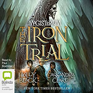 The Iron Trial Audiobook