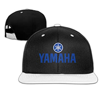 Huseki YAMAHA Snapback Adjustable Hip Hop Baseball Cap Hat For Unisex  White  Amazon.co.uk  Sports   Outdoors fcefbfbbda5