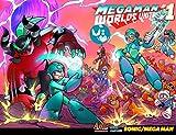 MEGA MAN WORLDS UNITE BATTLES #1 REG CVR