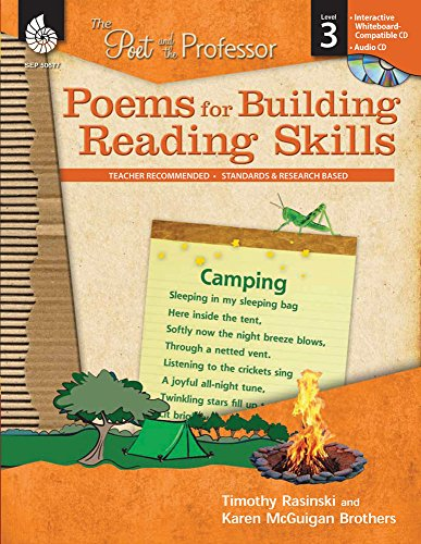 Poems for Building Reading Skills Level 3 (The Poet and the Professor)