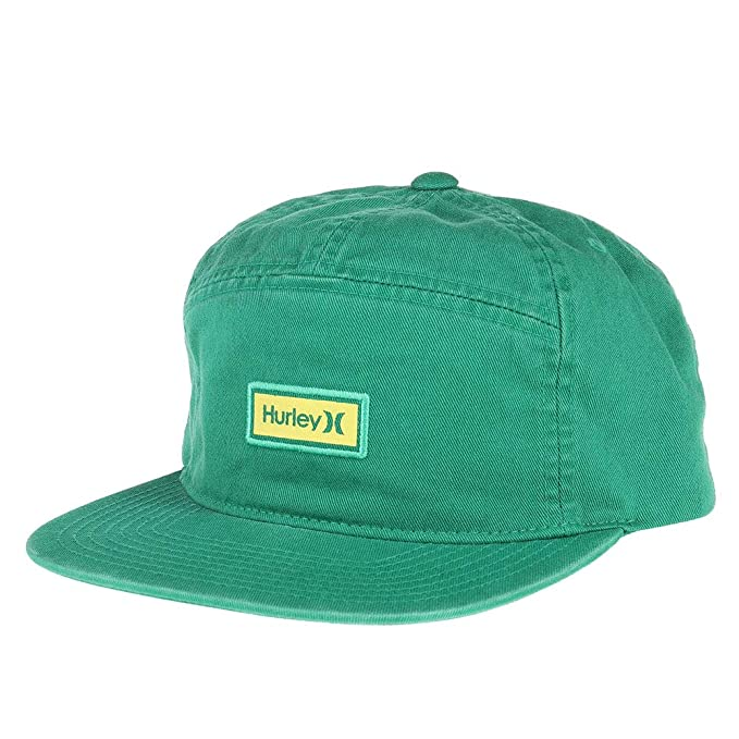 buy popular ae02a f893e Amazon.com  Hurley Mens Octane Hat AJ5132, Anthracite, OFA  Clothing