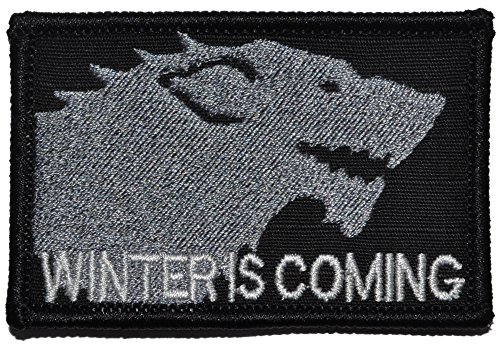 Winter is Coming/Stark Wolf/Game of Thrones 2x3 Morale Patch
