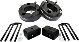 MotoFab Lifts CH-3F-2R 3 in Front and 2 in Rear Leveling lift kit that is compatible with 2007-2018 Chevy Silverado Sierra GMC