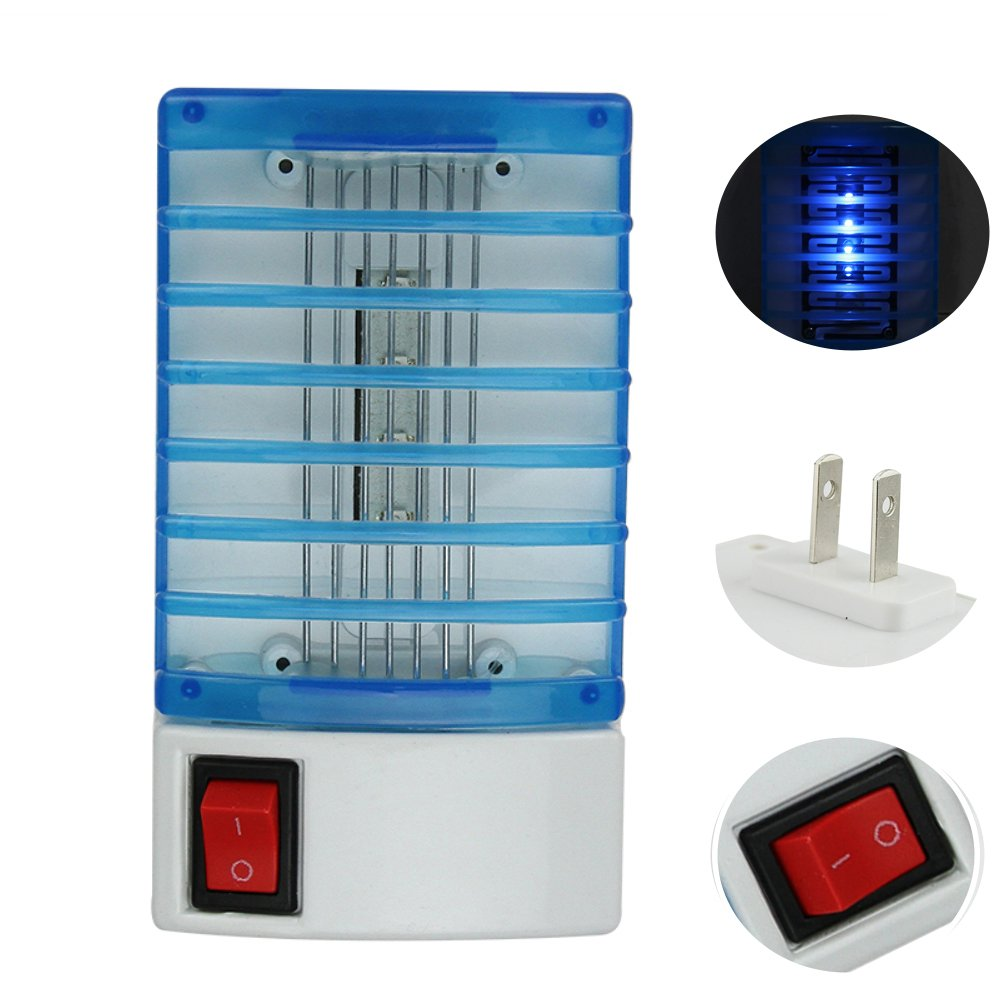 Amazon.com : MuchBuy Mosquito Killer LED Socket Electric Insect ... for Mosquito Killer Device  34eri